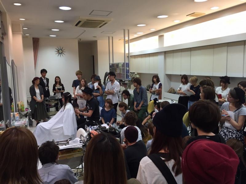 air-osaka遠藤さんが、わざわざエマまで来て頂いての、有り難い特別講習会で、レベルアップ!!