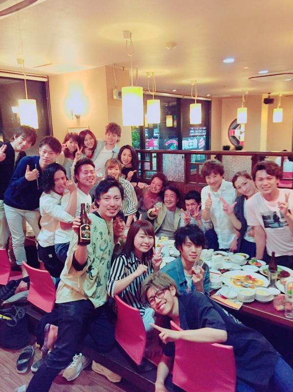 新人歓迎会は、中華料理のフルコース&カラオケで、盛り上がりました!!(by新人教育部)