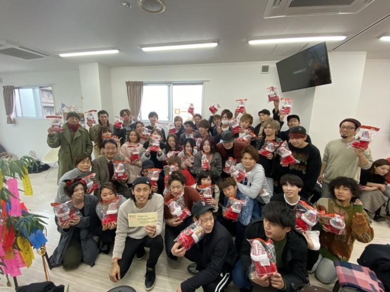 メリークリスマス!【エマ美容室グループ(EMA)クリスマスビンゴ大会】