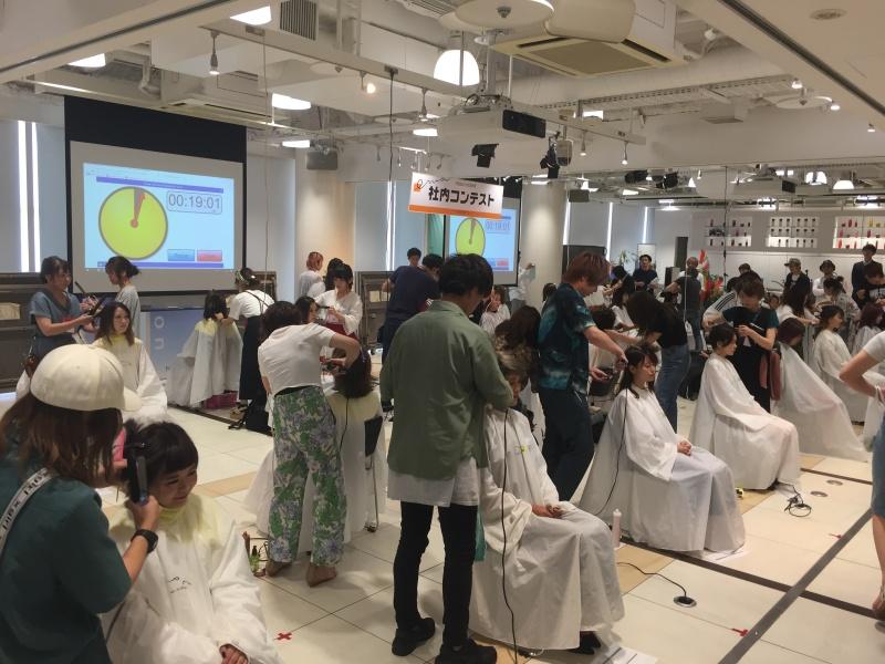 7月10日(火)「第8回エマ社内コンテスト」が開催されました。
